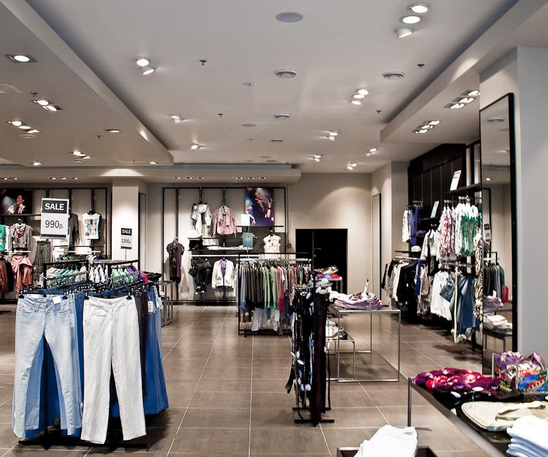 Магазины в принц плаза