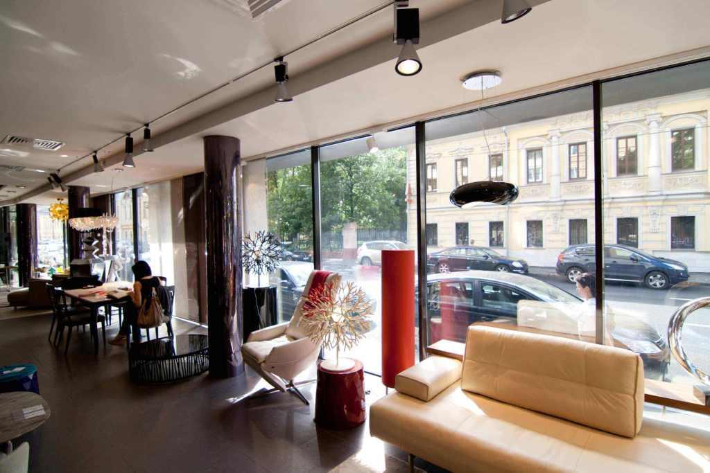 мебельный салон фото