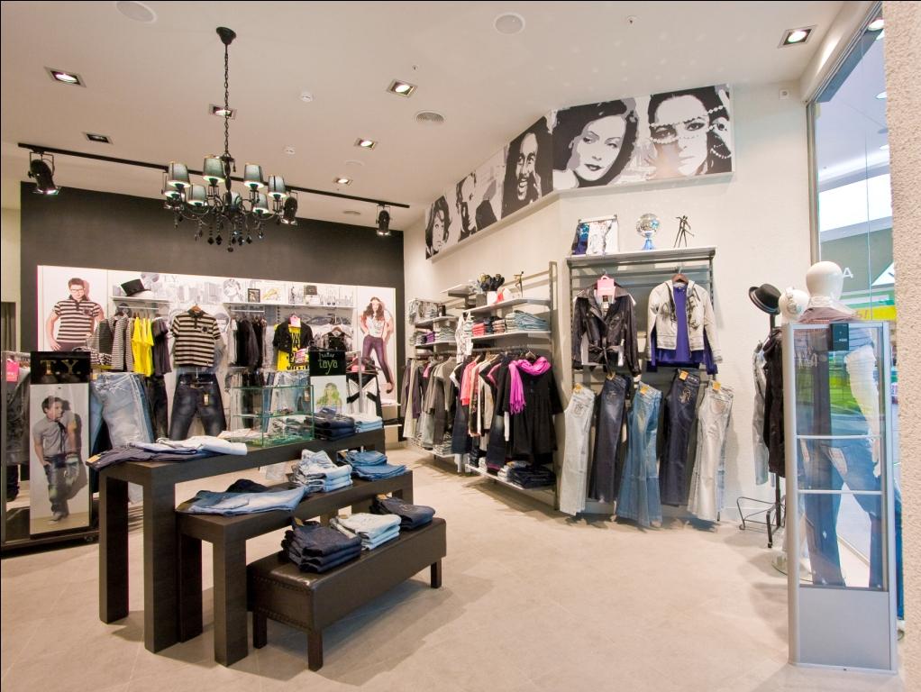 Магазин Модных Джинсов С Доставкой